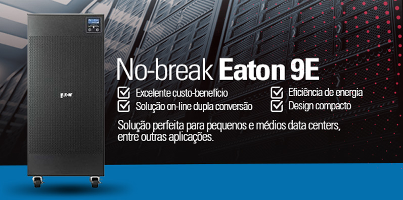 Telcabos | No-break Eaton 9E